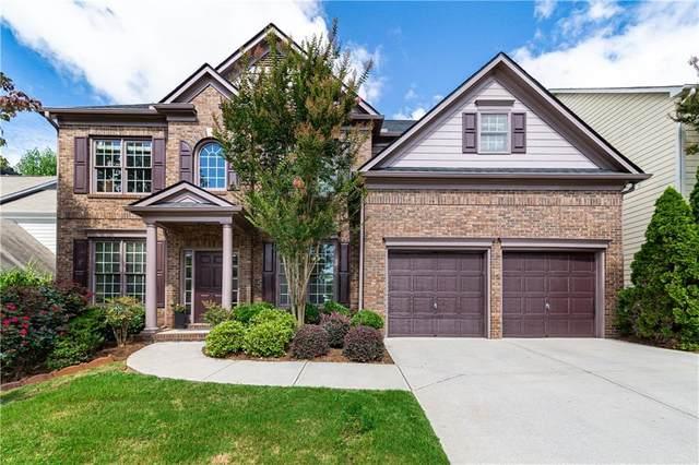 1719 Yellow Wood Drive, Marietta, GA 30066 (MLS #6749905) :: Path & Post Real Estate