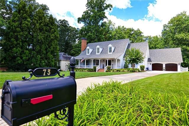 73 Old Stonemill Road NE, Marietta, GA 30067 (MLS #6749914) :: Kennesaw Life Real Estate
