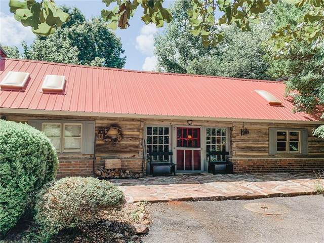 1808 Highway 19 N, Dahlonega, GA 30533 (MLS #6749916) :: The Justin Landis Group