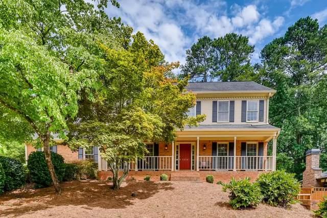 5534 Sapelo Trail, Peachtree Corners, GA 30092 (MLS #6749920) :: North Atlanta Home Team