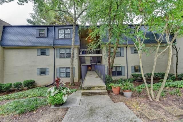 79 Montre Square C, Atlanta, GA 30327 (MLS #6749923) :: The Heyl Group at Keller Williams