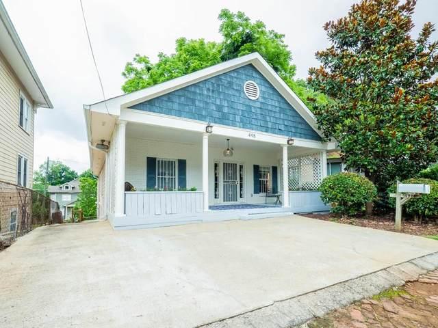498 Winton Terrace NE, Atlanta, GA 30308 (MLS #6749929) :: The Heyl Group at Keller Williams
