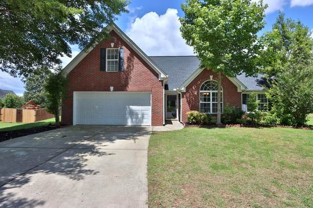 401 James Ridge Court, Lawrenceville, GA 30045 (MLS #6749935) :: The Heyl Group at Keller Williams