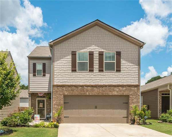 309 Ivey Hollow Circle, Dawsonville, GA 30534 (MLS #6749940) :: North Atlanta Home Team