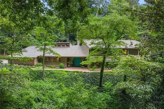 4115 Conway Valley Road NW, Atlanta, GA 30327 (MLS #6749947) :: The Heyl Group at Keller Williams