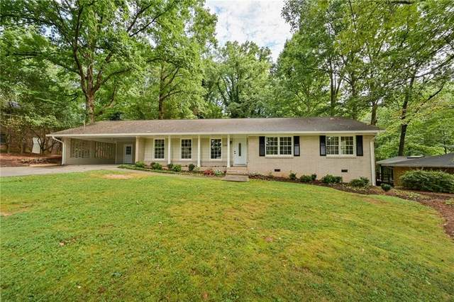 2986 Sumac Drive, Atlanta, GA 30360 (MLS #6749948) :: North Atlanta Home Team
