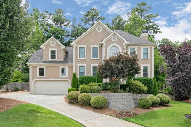 5867 Brookstone Walk NW, Acworth, GA 30101 (MLS #6749949) :: Dillard and Company Realty Group