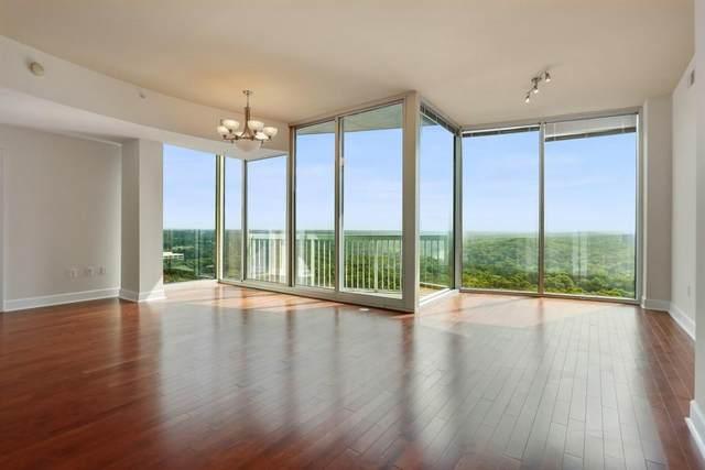 3300 Windy Ridge Parkway #1601, Atlanta, GA 30339 (MLS #6749958) :: Tonda Booker Real Estate Sales