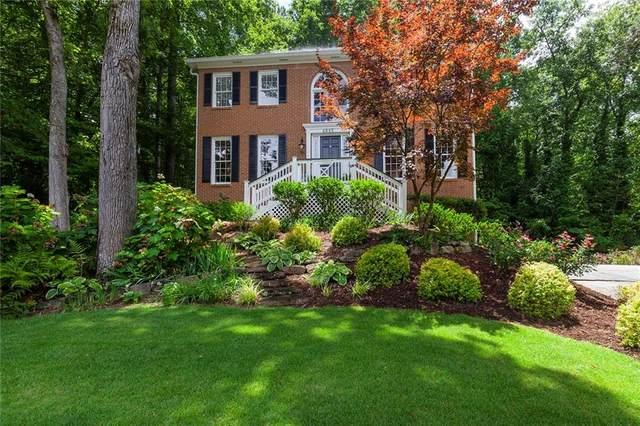 4846 Ridgewood Creek Drive NW, Acworth, GA 30102 (MLS #6749974) :: Path & Post Real Estate