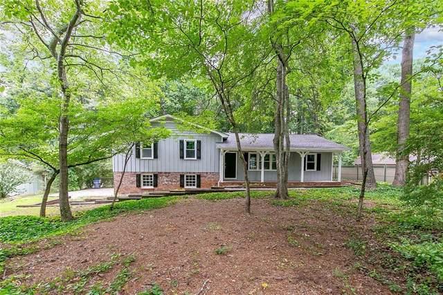 2789 General Hooker Trail NW, Kennesaw, GA 30152 (MLS #6749990) :: Kennesaw Life Real Estate