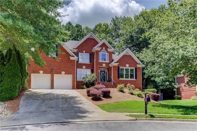 1015 York Cove, Milton, GA 30004 (MLS #6750008) :: Rock River Realty