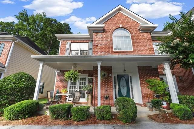 2075 Pine Tree Drive E1, Buford, GA 30518 (MLS #6750026) :: Kennesaw Life Real Estate