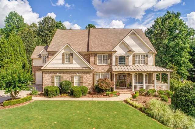 904 Gold Ridge Crossing, Canton, GA 30114 (MLS #6750035) :: The North Georgia Group