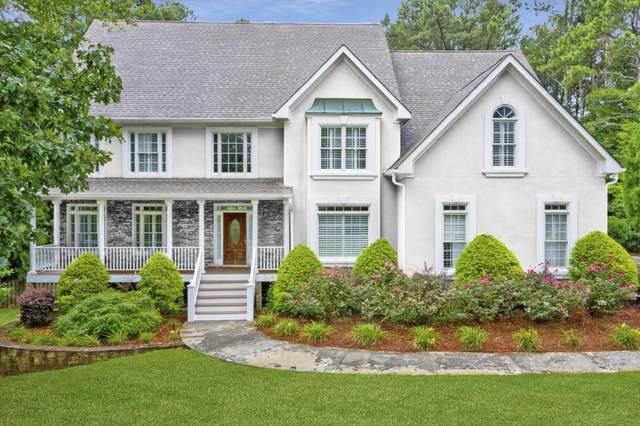 535 Abernathy Oaks Way, Alpharetta, GA 30004 (MLS #6750048) :: North Atlanta Home Team