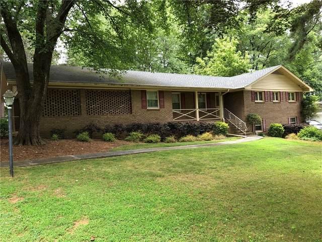 342 E Valley Drive, Marietta, GA 30068 (MLS #6750056) :: The Hinsons - Mike Hinson & Harriet Hinson