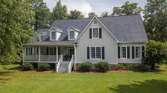 128 Fairway Drive, Carrollton, GA 30117 (MLS #6750064) :: North Atlanta Home Team