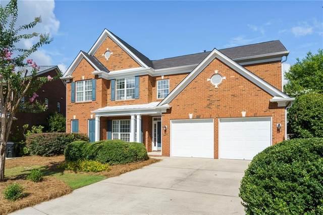 4762 Rosebrook Place, Atlanta, GA 30339 (MLS #6750088) :: Kennesaw Life Real Estate