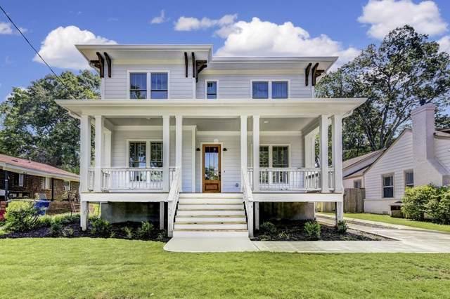 295 Leland Terrace NE, Atlanta, GA 30317 (MLS #6750091) :: The Justin Landis Group