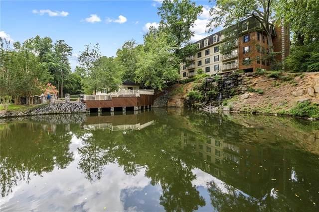 27306 Plantation Drive #306, Atlanta, GA 30324 (MLS #6750093) :: The Heyl Group at Keller Williams