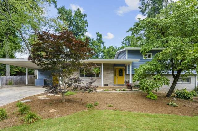 1346 Valley View Road, Dunwoody, GA 30338 (MLS #6750096) :: Kennesaw Life Real Estate