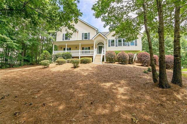 120 Hammond Drive, Canton, GA 30114 (MLS #6750106) :: The North Georgia Group