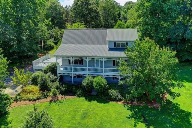 97 Admirals Point Circle, Dawsonville, GA 30534 (MLS #6750117) :: Charlie Ballard Real Estate
