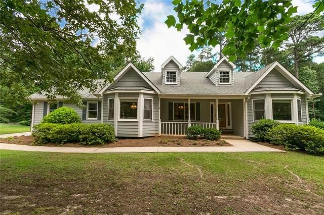 153 Thicket Trail, Mcdonough, GA 30252 (MLS #6750134) :: North Atlanta Home Team