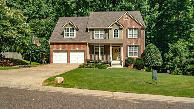 257 Westwind Drive, Ball Ground, GA 30107 (MLS #6750137) :: Path & Post Real Estate