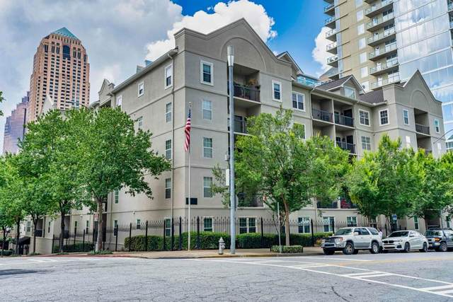 1075 Peachtree Walk NE A508, Atlanta, GA 30309 (MLS #6750148) :: BHGRE Metro Brokers