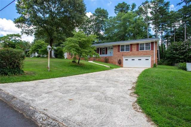 1694 Rustic Drive SW, Marietta, GA 30008 (MLS #6750158) :: The Hinsons - Mike Hinson & Harriet Hinson