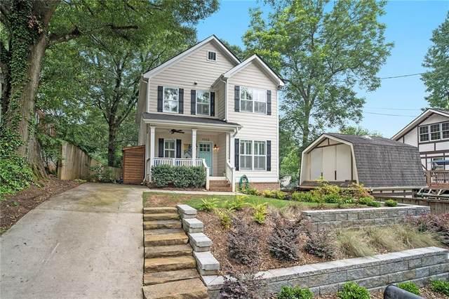 1705 Adolphus Avenue NE, Atlanta, GA 30307 (MLS #6750167) :: Path & Post Real Estate