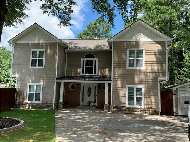 899 Bradford Lane, Marietta, GA 30062 (MLS #6750168) :: Path & Post Real Estate