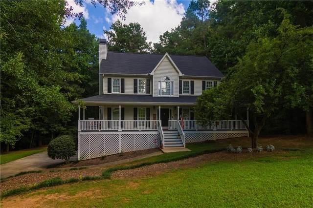 393 Abbington Lane, Douglasville, GA 30134 (MLS #6750181) :: Charlie Ballard Real Estate