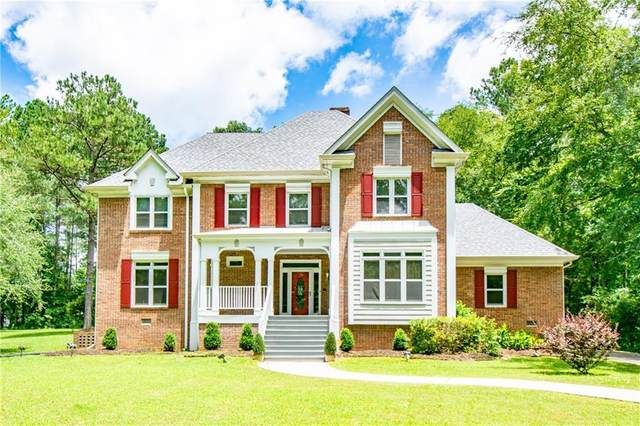 100 Highlands Way, Oxford, GA 30054 (MLS #6750192) :: North Atlanta Home Team