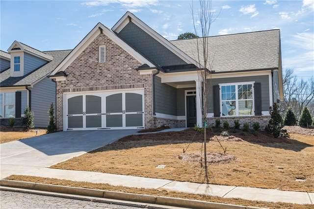 129 Fieldbrook Crossing, Holly Springs, GA 30115 (MLS #6750196) :: North Atlanta Home Team