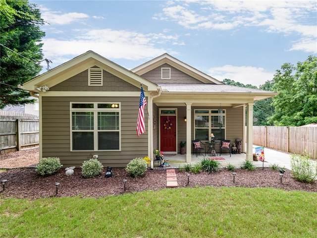4392 Park Street, Acworth, GA 30101 (MLS #6750197) :: Path & Post Real Estate
