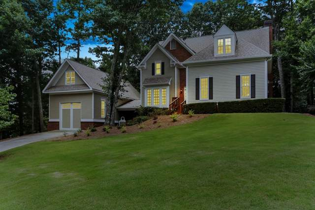 212 Colonial Drive, Woodstock, GA 30189 (MLS #6750206) :: Tonda Booker Real Estate Sales
