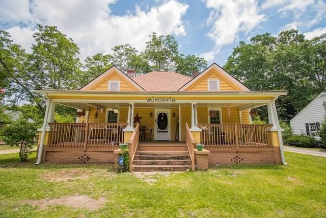 1215 S Madison Avenue, Monroe, GA 30655 (MLS #6750213) :: Charlie Ballard Real Estate