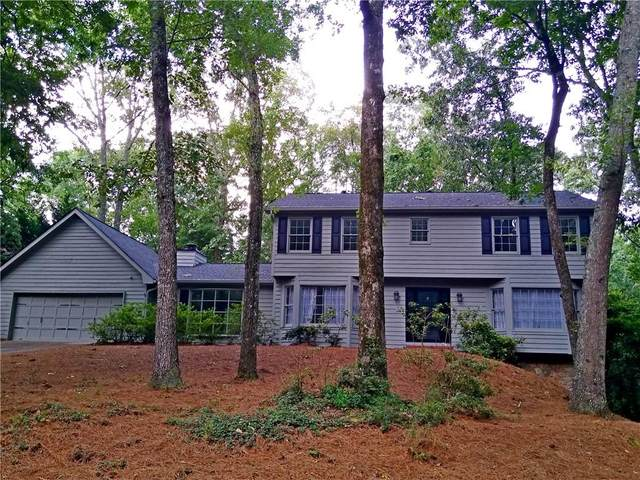 1235 Saint Lawrence Drive, Johns Creek, GA 30022 (MLS #6750220) :: The Zac Team @ RE/MAX Metro Atlanta