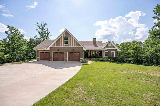 9400 W Banks Mill Road, Winston, GA 30187 (MLS #6750240) :: Todd Lemoine Team