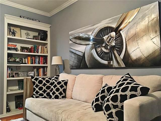 6800 Glenridge Drive 6810D, Atlanta, GA 30328 (MLS #6750241) :: Kennesaw Life Real Estate
