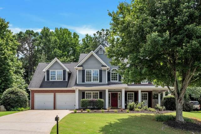 386 Valleyside Drive, Dallas, GA 30157 (MLS #6750257) :: The Heyl Group at Keller Williams