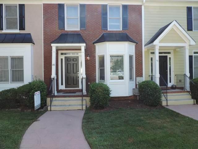 260 Manning Road SW #48, Marietta, GA 30064 (MLS #6750264) :: Kennesaw Life Real Estate