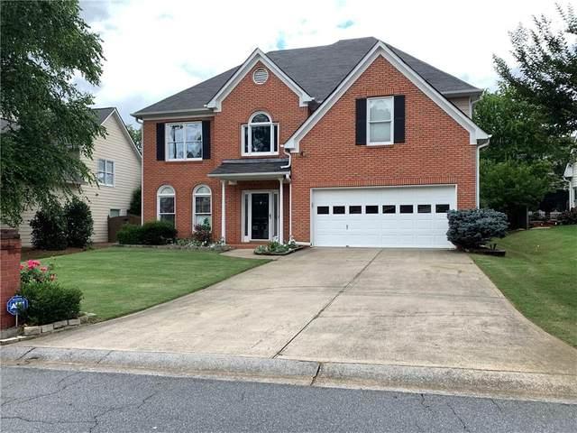 1483 Brentwood Drive, Marietta, GA 30062 (MLS #6750268) :: Kennesaw Life Real Estate
