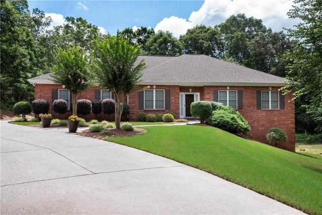 4454 Gillsville Highway, Gillsville, GA 30543 (MLS #6750270) :: North Atlanta Home Team