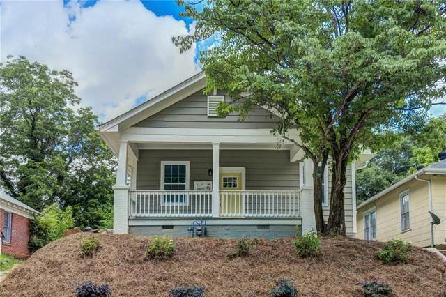 1256 Epworth Street SW, Atlanta, GA 30310 (MLS #6750279) :: The Butler/Swayne Team