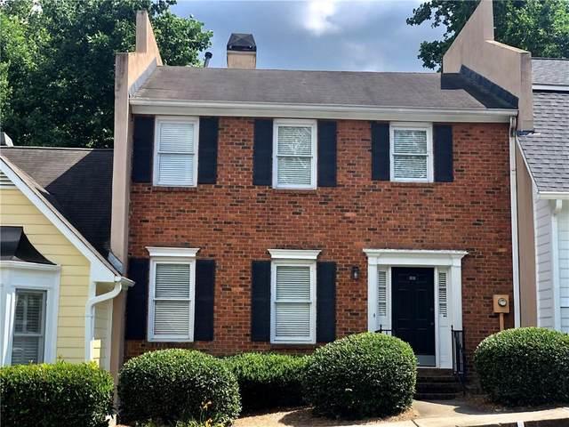 935 Lenox Hill Court NE, Atlanta, GA 30324 (MLS #6750282) :: RE/MAX Paramount Properties