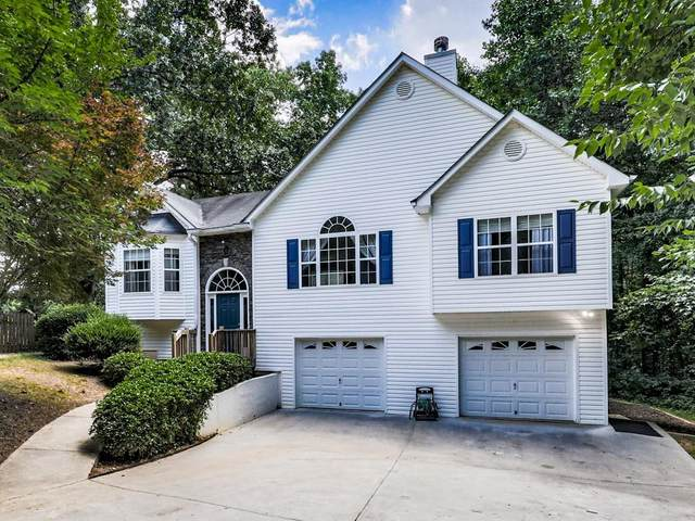382 Westchester Way, Canton, GA 30115 (MLS #6750287) :: The North Georgia Group