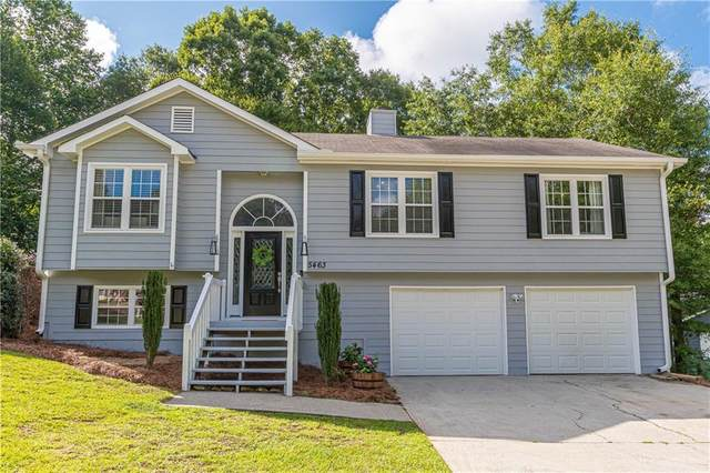 5463 Hunnington Mill Drive, Flowery Branch, GA 30542 (MLS #6750289) :: The Heyl Group at Keller Williams