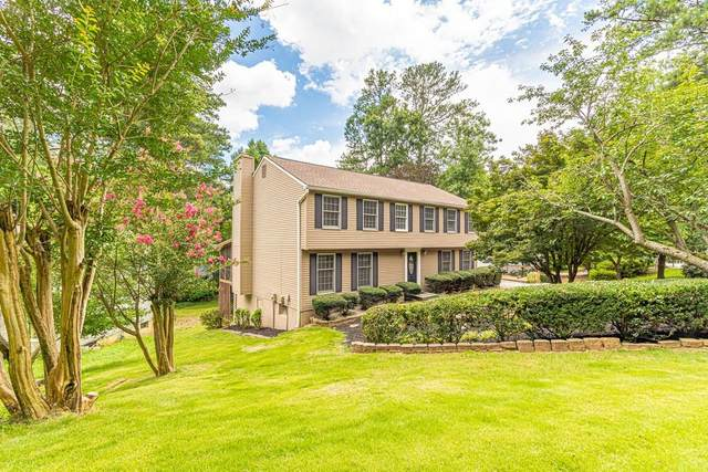 645 Sailwind Drive, Roswell, GA 30076 (MLS #6750294) :: The Zac Team @ RE/MAX Metro Atlanta